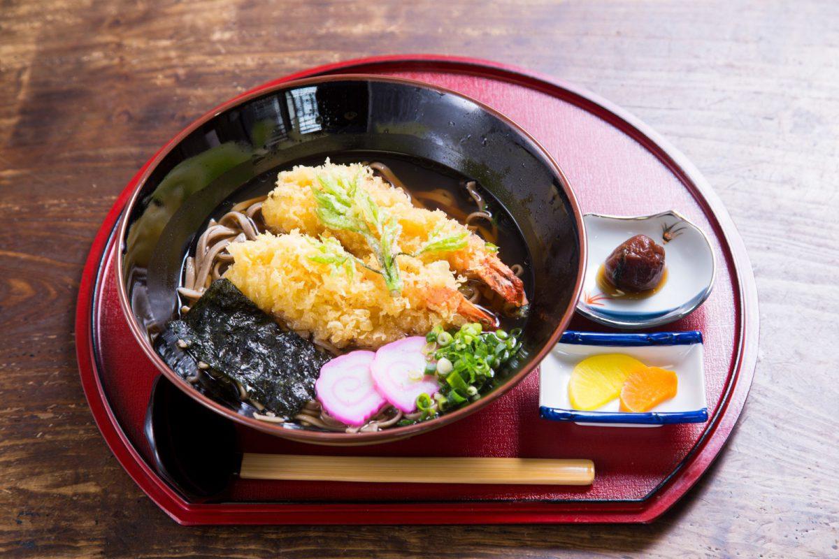 写真2:きたみち庵の料理