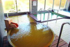 写真2:つぼ湯を選択
