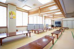 写真3:弥山荘店内(座敷)を選択