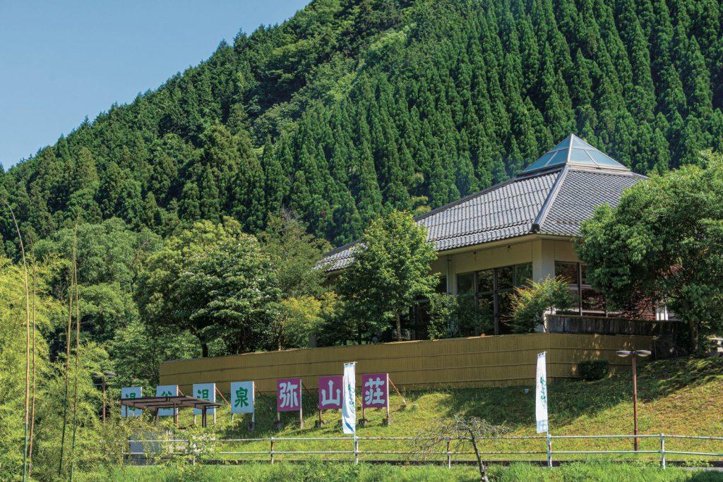 弥山荘外観